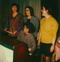 Laura zingt, 1995